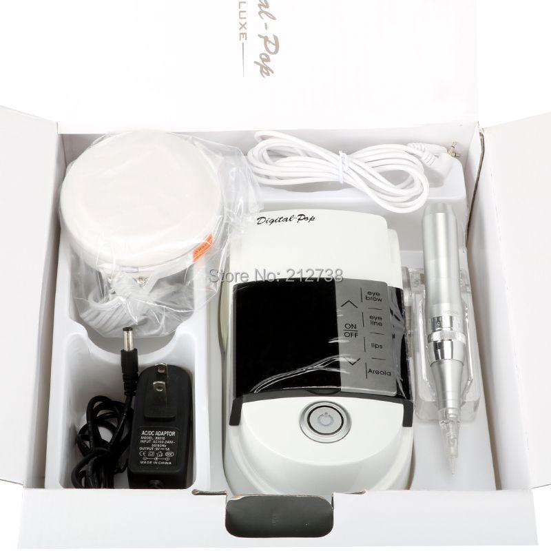 New arrival Light and convenient Tattoo Machine Eyebrow Lip Eyeline Digital Permanent Makeup Machine Pen Kit