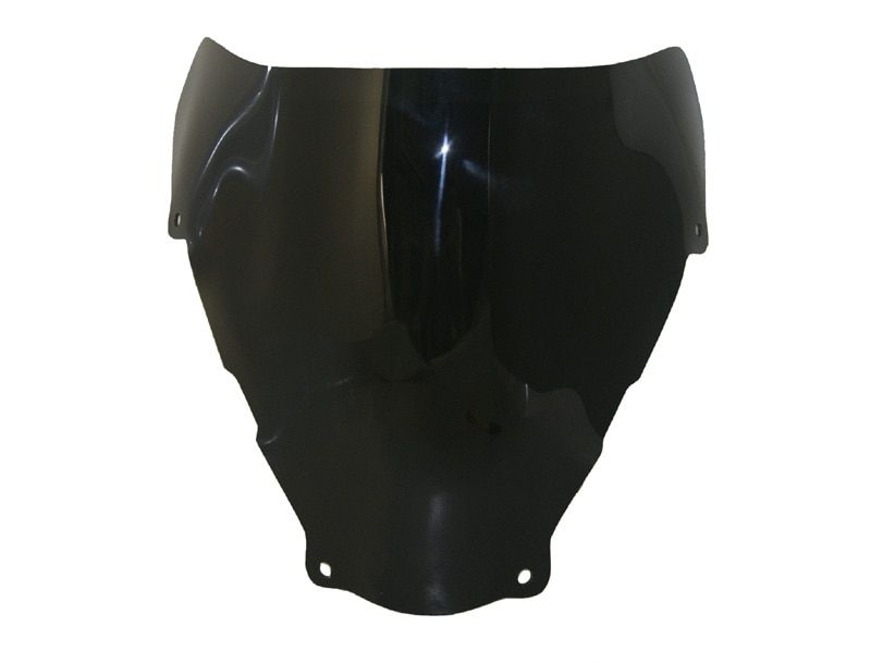waase Double Bubble Windscreen Windshield Shield Screen For Suzuki SV650 SV650S SV 650 650S 1999 2000 2001 2002