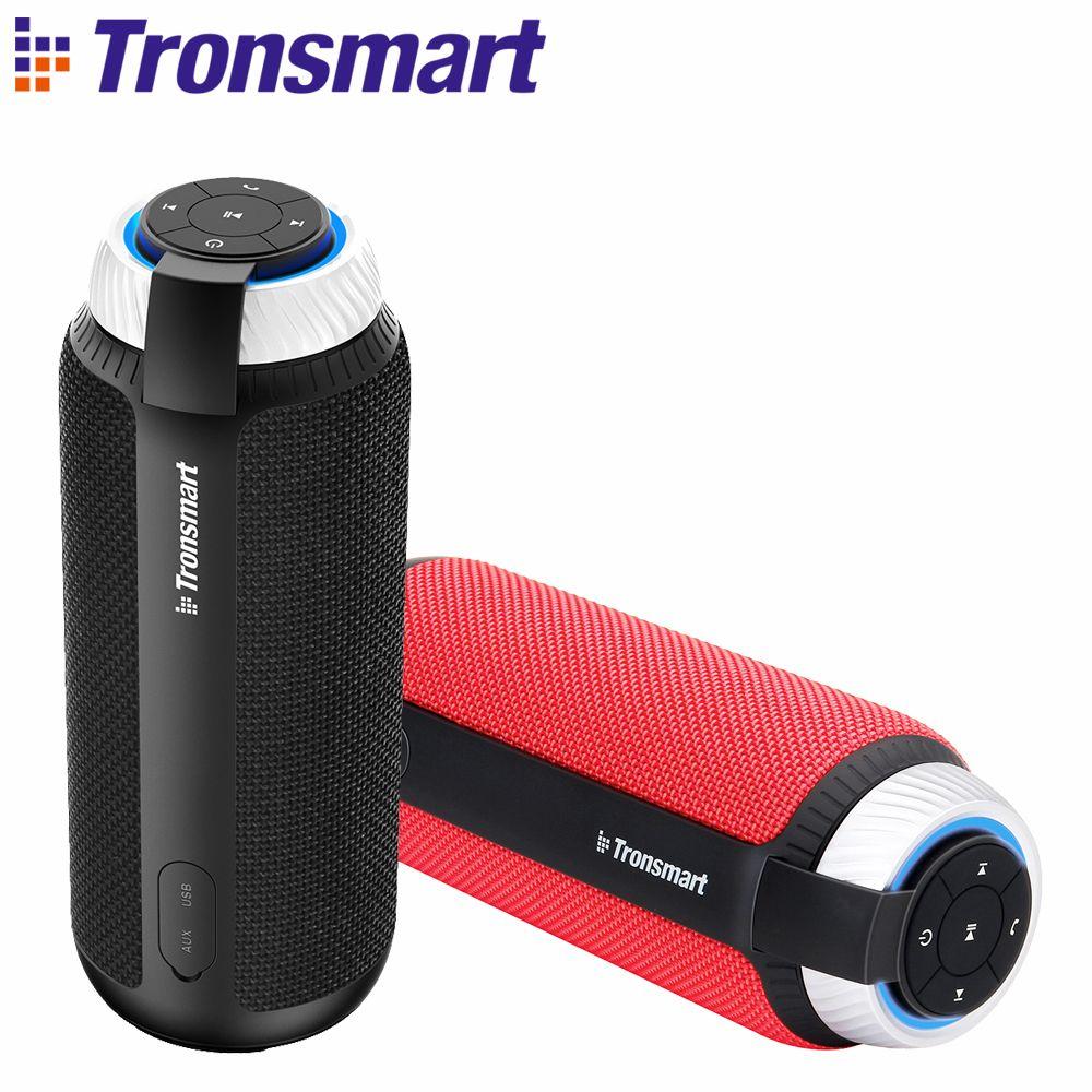 In Stock Original Tronsmart Element T6 Bluetooth 4.1 Portable Speaker Wireless Soundbar Audio Receiver Mini Speakers for MP3