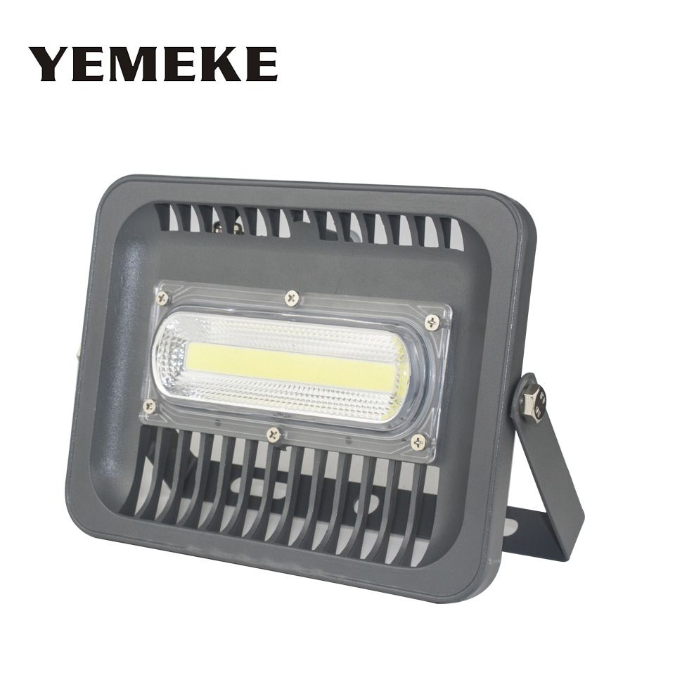 Waterproof IP66 LED Flood light Outdoor Lighting 30W 50W 100W LED <font><b>Floodlights</b></font> 110V 220V LED Spotlight projecteur led exterieur