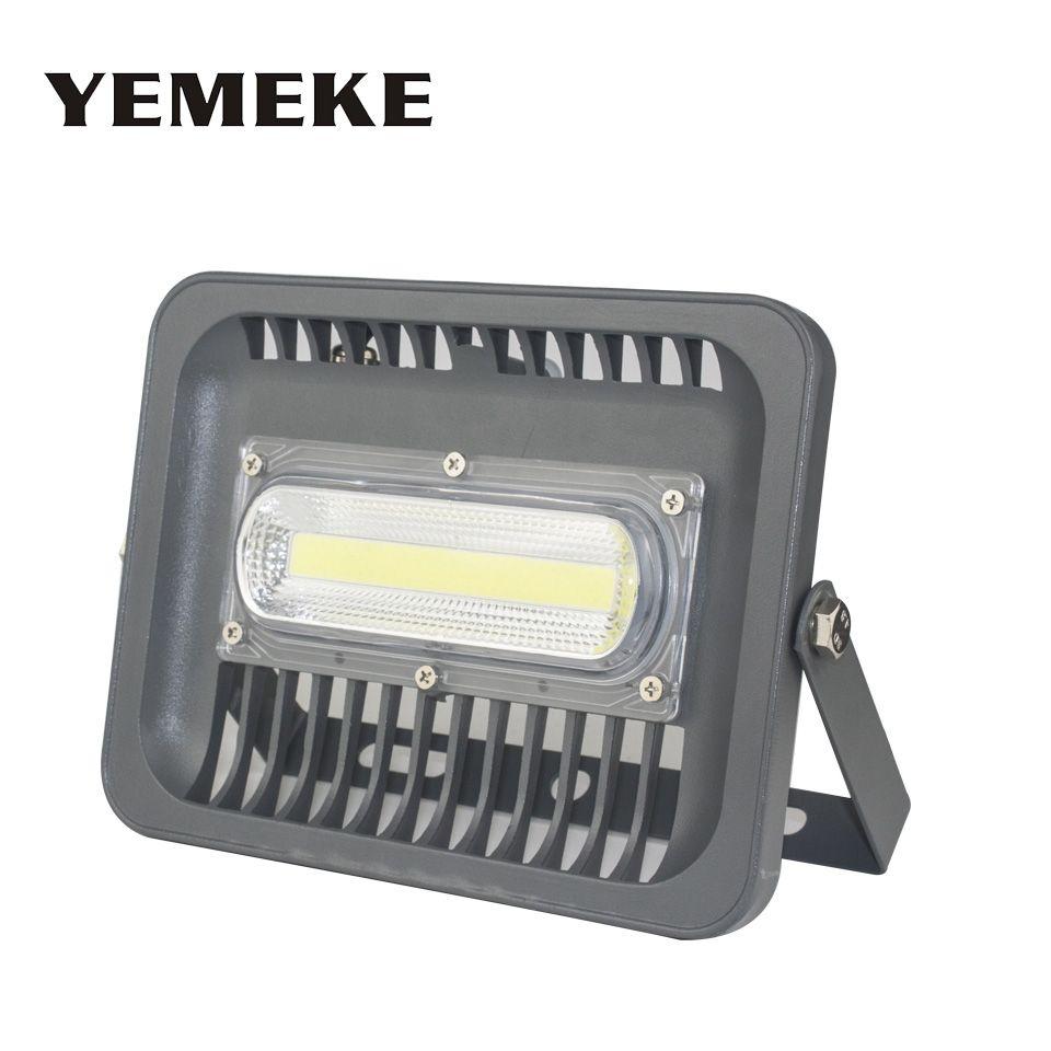 Waterproof IP66 LED Flood light Outdoor Lighting 30W 50W <font><b>100W</b></font> LED Floodlights 110V 220V LED Spotlight projecteur led exterieur