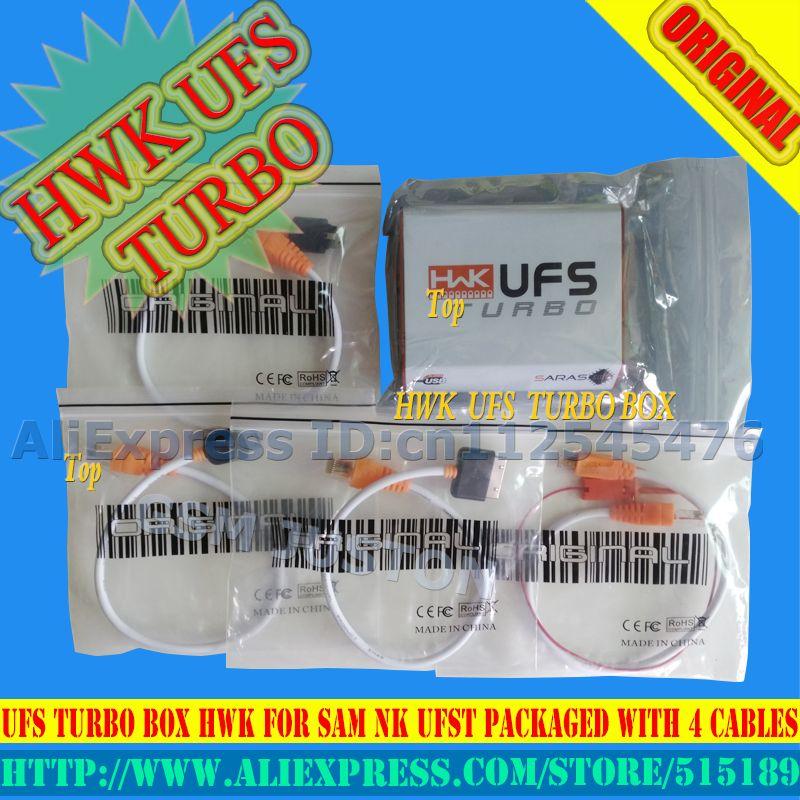 gsmjustoncct 100% Original HWK UFS Turbo Box By SarasSoft for Samsung/Nokia /LG Unlock, Flash, Repair mobile phone software ect