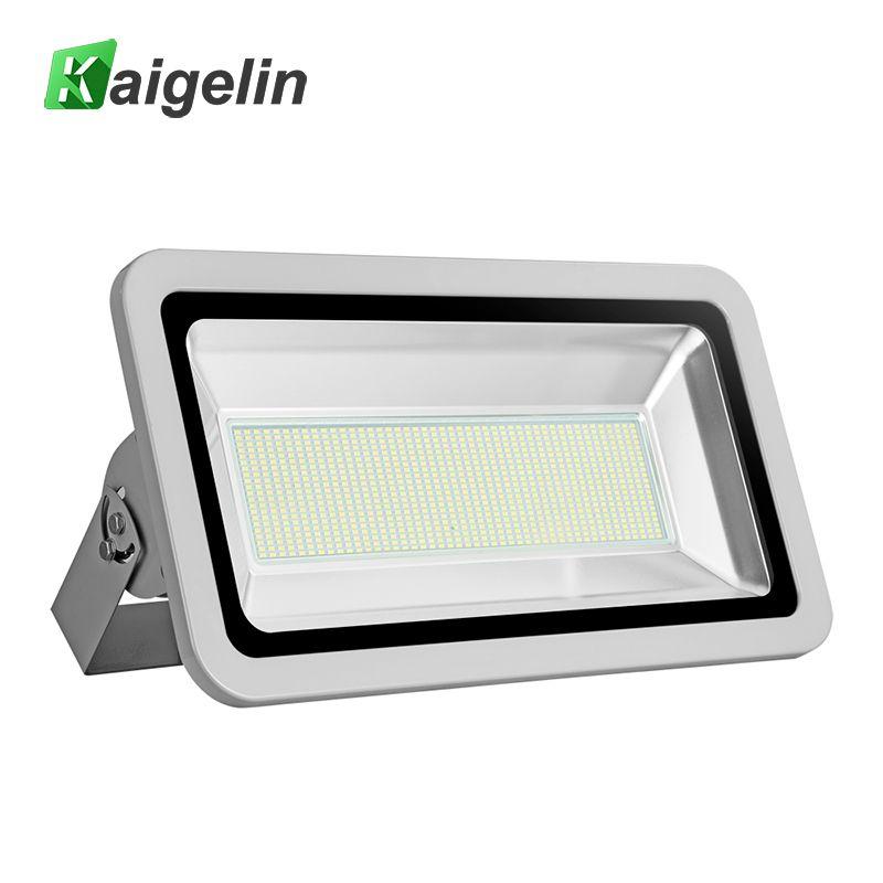 2 шт. 500 Вт Светодиодный прожектор 220 В-240 В LED Отражатели свет 55000lm SMD5730 IP65 Водонепроницаемый LED прожектор для Наружное освещение