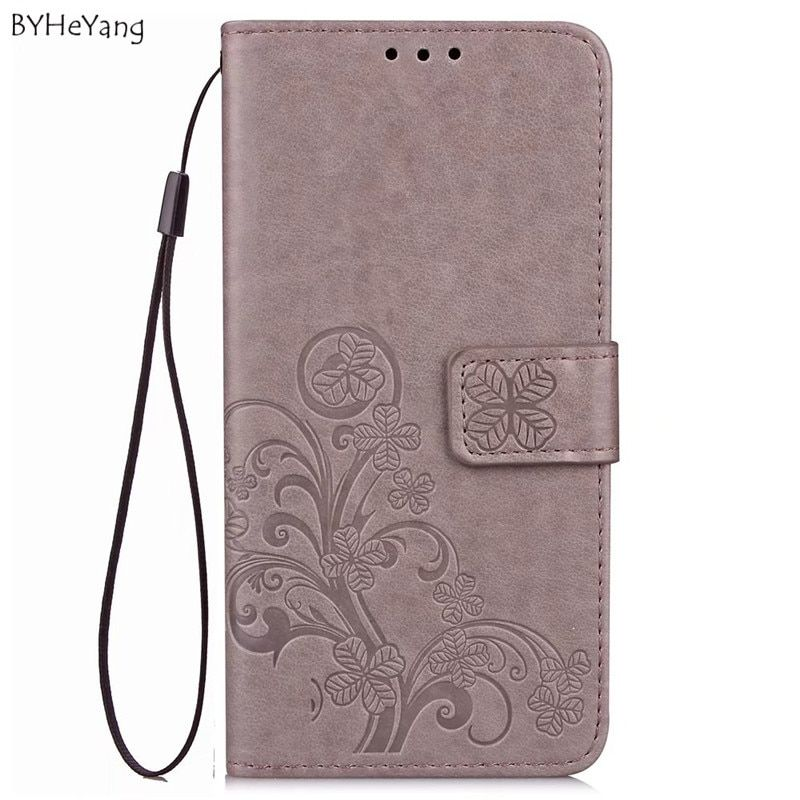 BYHeYang For Xiaomi Redmi 4X Case 5.0 inch Printing Leather Wallet cover For Xiaomi Redmi 4x 4X Pro Prime Case Flip Stand Case