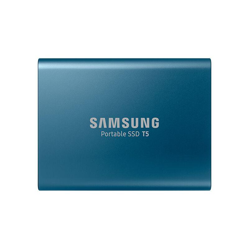 SAMSUNG T5 External SSD 500 GB USB3.1 für Desktop-Laptop PC Festplatte Externe Solid State HDD 100%