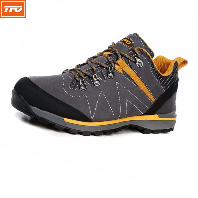 TFO Men Hiking Shoes Brand Sports Training Sneakers Man Athletic Outdoor Shoes Waterproof Breathable Climbing 842610