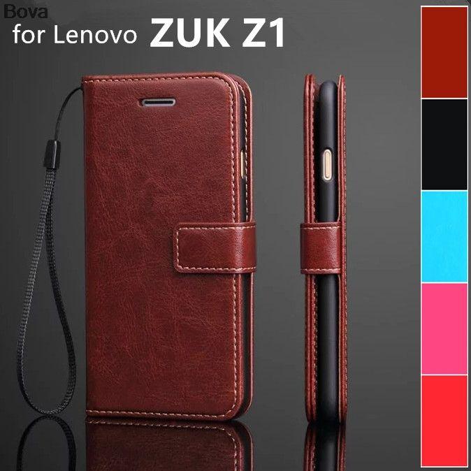 Lenovo zuk Z1 держатель карты Чехол для Lenovo zuk Z1 z1221 кожаный чехол для телефона ультра тонкий кошелек откидная крышка