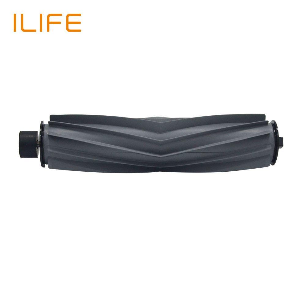 Original Roller Main Brush Bristle for ilife a6 A7 a8 x620 X623 danhui vacuum robot cleaner parts accessories not filter hepa