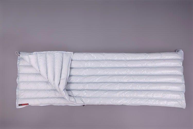 Envelope White Down AEGISMAX 95% white goose down UL winter sleeping bag camping Urltra-compact ultralight down sleeping bag
