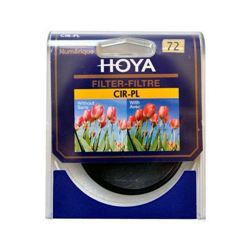 Nouveau HOYA CPL 72 mm Ultra - mince anneau polariseur filtre