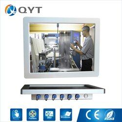 Industrial pc Inter j1900 2.0GHz 15 inch Win7/8/10 linux 2g ram touch screen industrial all in one ip66 waterproof mini panel pc