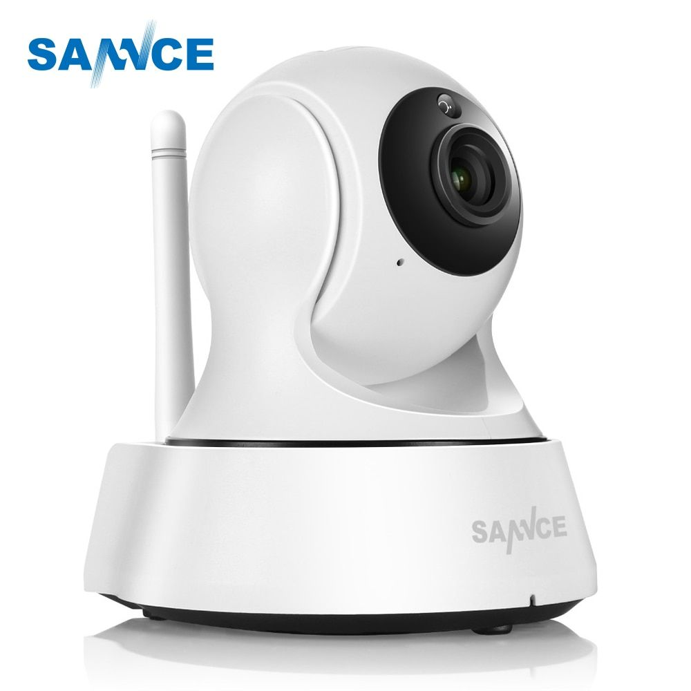 Mini HD Wireless IP Camera Wifi 720P Smart IR-Cut Night Vision P2P Baby Monitor Surveillance Onvif Network CCTV Security Camera