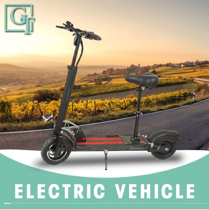KUGOO M3 PRO Elektrische Roller Samokat Erwachsene 48V 500W Starke leistungsfähige stadt zu arbeiten einkaufen Ultraleicht Faltbare Fahrrad