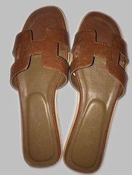 Été noir ou blanc h dames sandales dames de luxe designer sandales vraie peau de vache chaussures chaussures plates pantoufles femmes fashiona