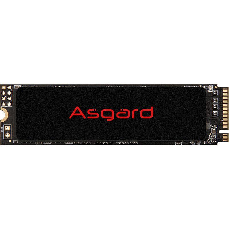 Neue ankunft Asgard M.2 SSD PCIe 2 TB SSD festplatte ssd m.2 NVMe pcie M.2 2280 SSD Interne Festplatte disk für PC notebook