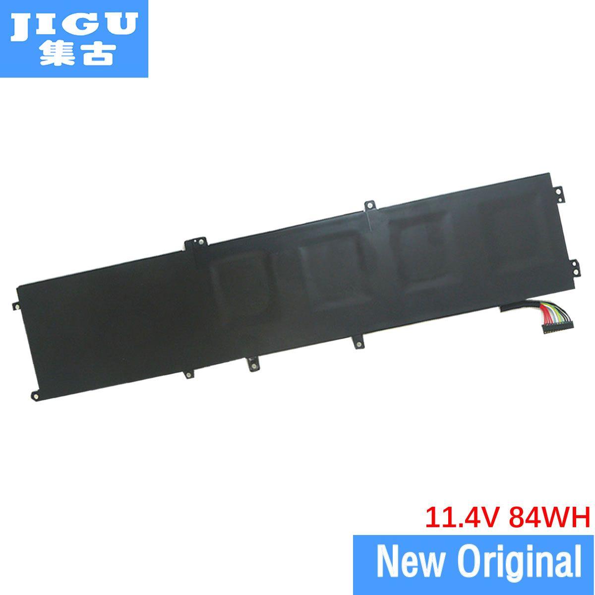 JIGU 11,4 V 84WH original-laptop-Batterie 1P6KD 4 GVGH RRCGW für DELL für Präzision 5510 XPS 15 9550 XPS15 9550
