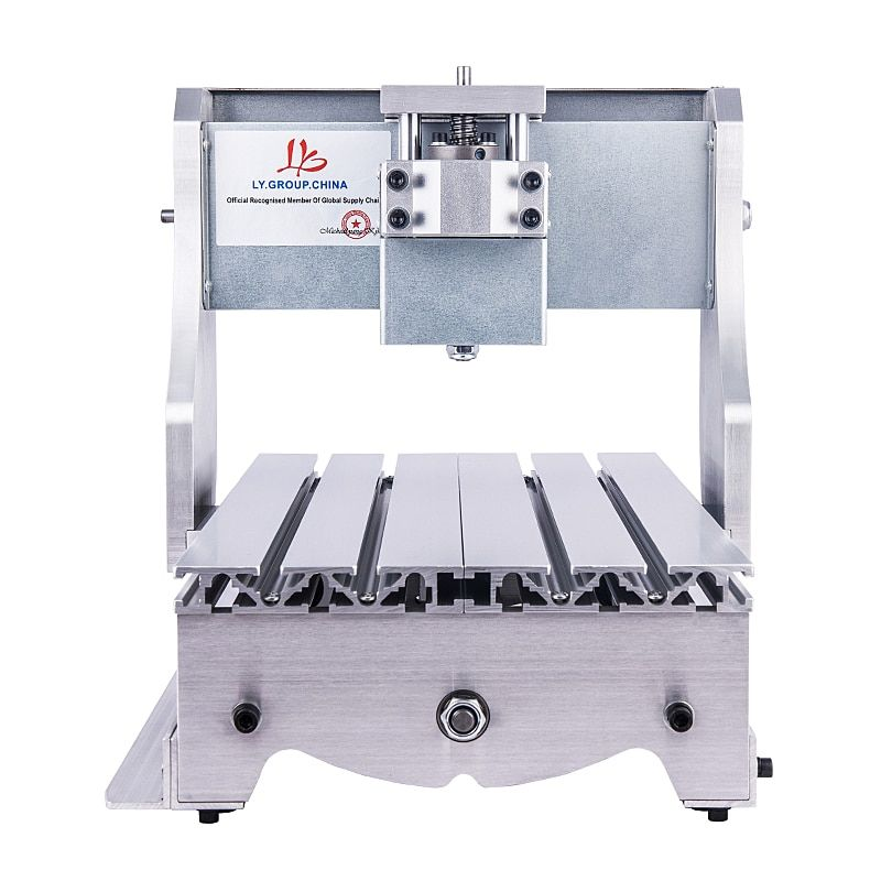 DIY Mini CNC Frame 3020 Engraver Milling Machine Frame 300*200mm for Wood Drilling Machine