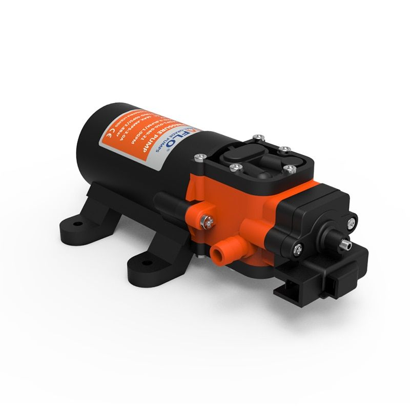 SEAFLO Water Pump 12 Volt DC 1.2 GPM 4.3 LPM 35 PSI Small Diaphragm Pumps for Marine RV Yachting Boat Caravan