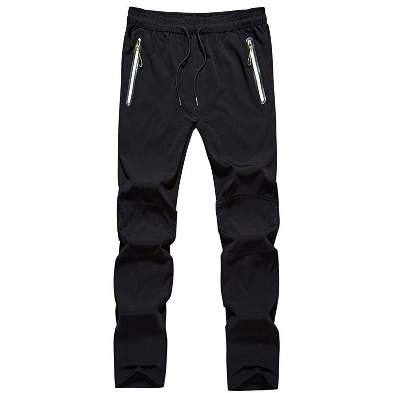 Extérieur Sportting Pantalon Hommes De Mode Printemps Été Séchage rapide Pantalon Hommes Joggingg Pantalon Imperméable Respirant Extensible