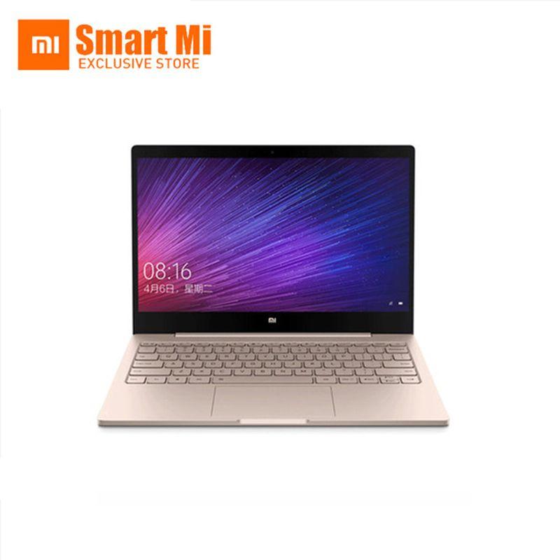 Gold Englisch Xiaomi Air 12 Laptop Notebook Ultra Slim 12,5 zoll Windows 10 IPS FHD 1920x1080 4 GB RAM 128 GB SSD HDMI 2,2 GHz