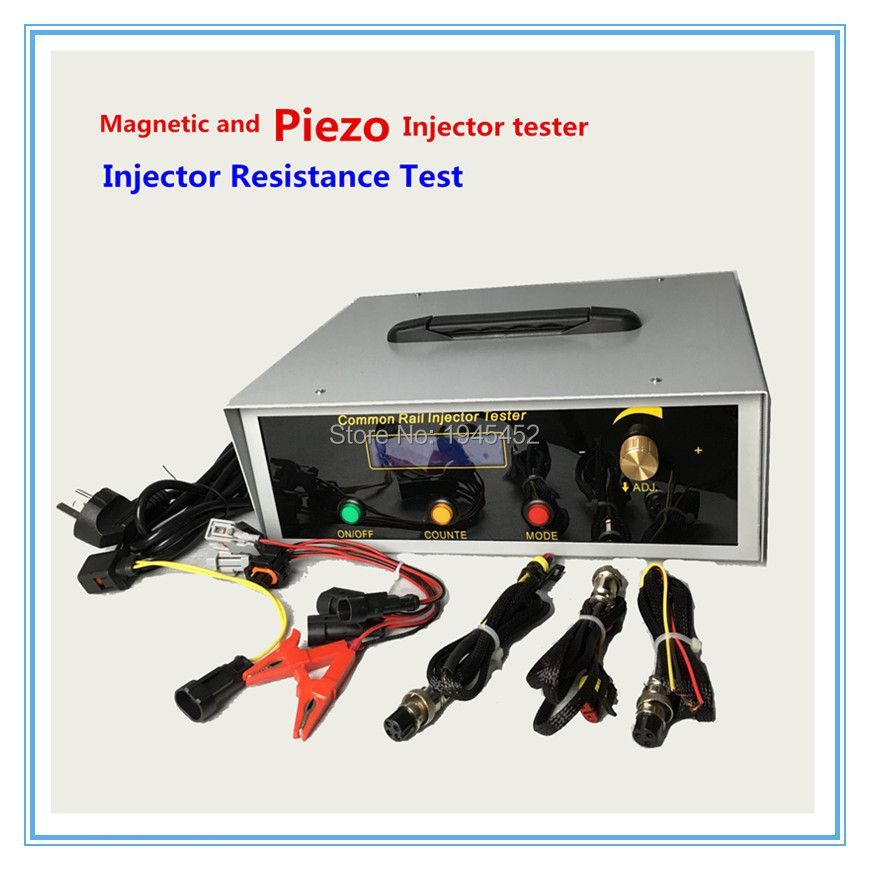CRI200 multifunction diesel common rail electromagnetic and piezoelectric piezo injector tools car engine diagnostic tools