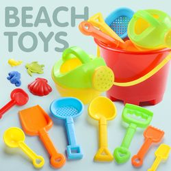 beach toys SandBox Set Sea sand bucket Water Table play Swimming Pool and fun Shovel molds tiny love for children summer Game