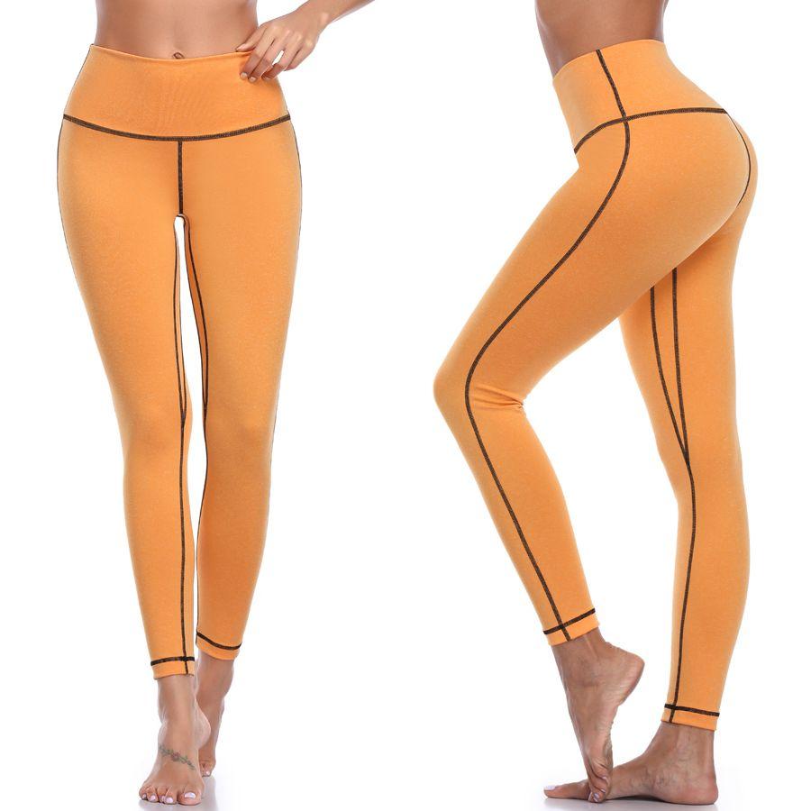 LI-FI Fitness Leggings Yoga Pants Women High Quality Workout Sports Leggings Running Sexy Push Up Gym Wear Elastic Slim Pants