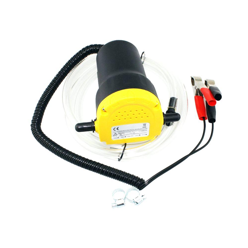 Automobiles pump for pumping oil 12V Oil/Diesel Fluid Sump Extractor Scavenge Exchange Transfer Pump Car Boat Motorbike Oil Pump