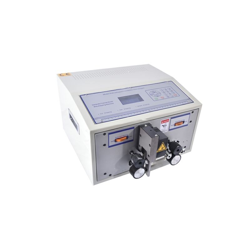 SWT508C Computer Automatic Wire Stripping cutting Machine LCD Display for cable crimping