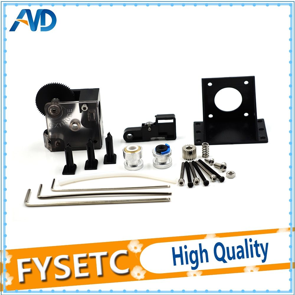 3d Printer Titan Extruder Fully Kits Nema 42 Motor Suitable For J-head Bowden Direct Mounting 1.75 3d Printer Extruder
