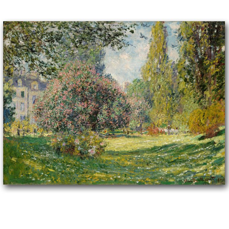 Claude Monet Many Colors Available Impressionist Landscape Poster Print Original Canvas Oil Painting Home Wall Art Gift