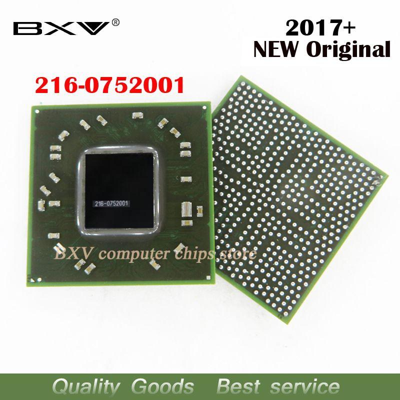 DC: 2017 + 216-0752001 216 0752001 100% nouveau original BGA chipset pour ordinateur portable livraison gratuite avec suivi complet message