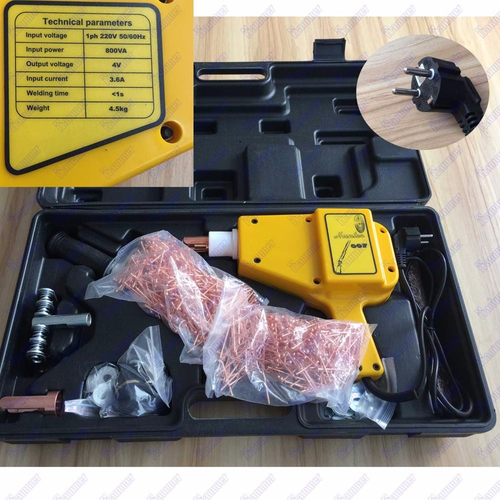 spot welder hunter stud welding machine mini sport welding machine