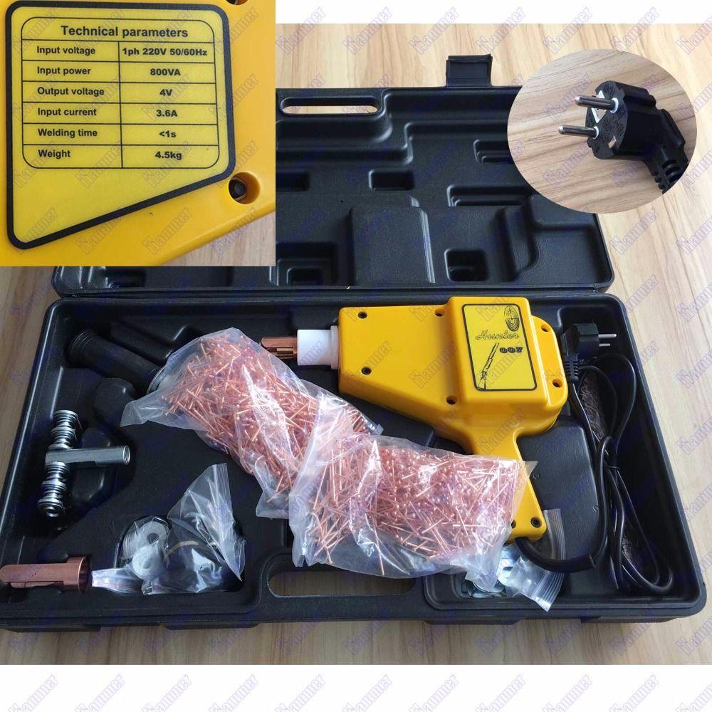 spot welder hunter stud welding machine mini sport welding machine