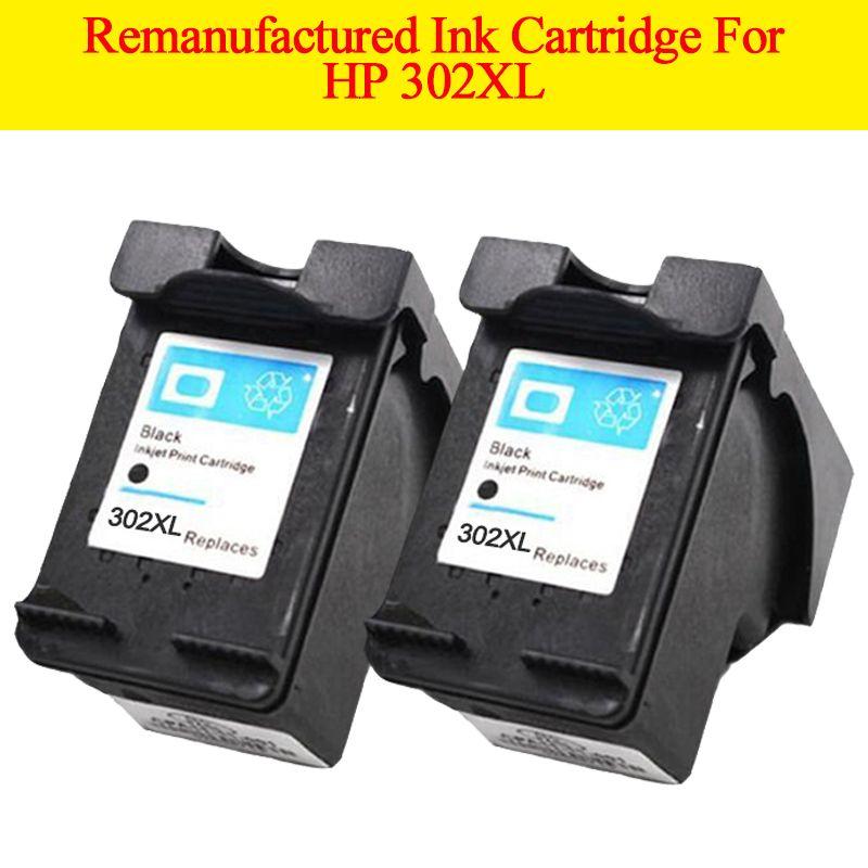 2BK for HP 302 302XL 302 XL ink cartridges compatible for HP Envy 4520 4522 Deskjet 1110 2130 3630 OfficeJet 3830 4650