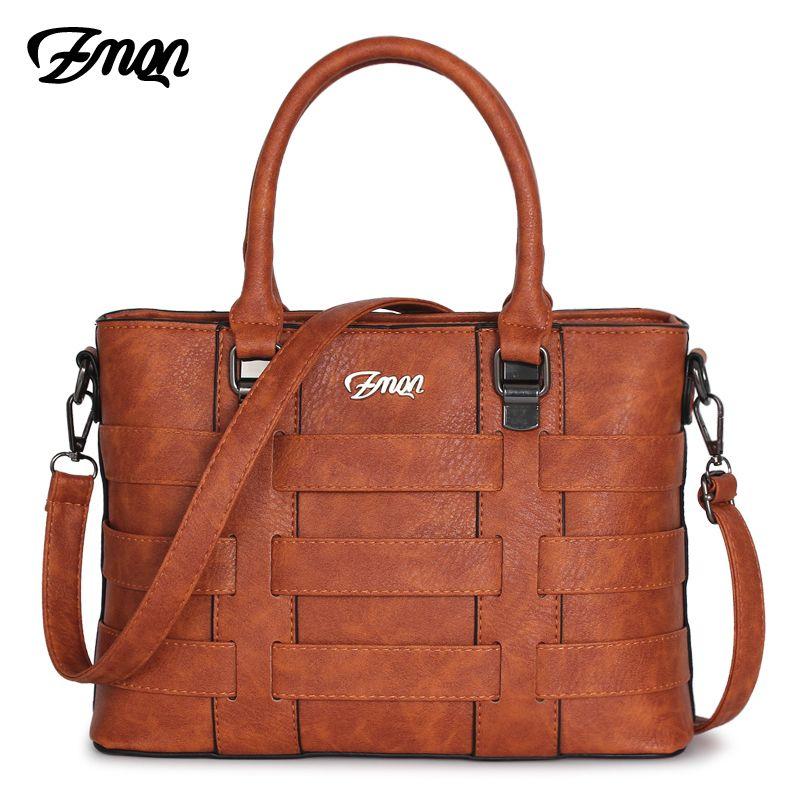 ZMQN Bag For Women Luxury Handbag Women Famous Brand PU Leather Designer Handbag High Quality Shoulder Bag Kabelka 2018 Sac A821