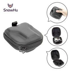 SnowHu For GoPro Camera accessories Bag Small Bag Case Protective Camera Protector soft Bag Case for GoPro Hero 6 5 4 xiaomi yi