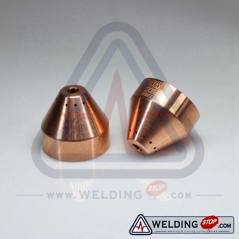 220817 Plasma cutting torch shield cup 2pcs