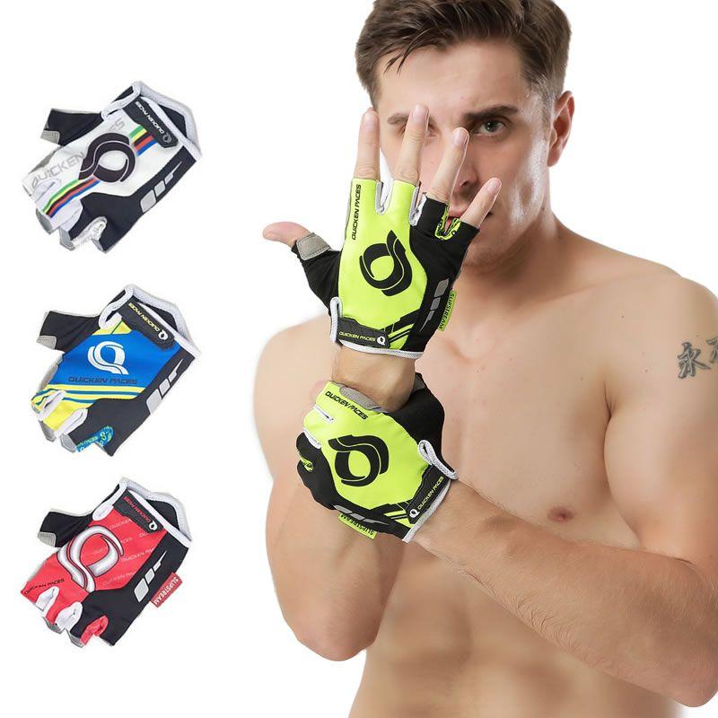 2017 GEL Pad Radfahren Ciclismo Handschuhe/Mountainbike Sport Handschuhe/Atmungs MTB Fahrrad Zyklus Handschuh Für Mann/frauen