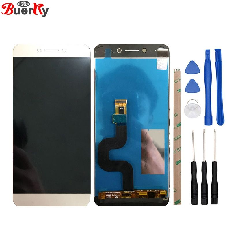 BKparts 1pcs For LeTV LeEco Le 2 X527 X526 X520 X620 Full LCD display Touch Screen glass assembly Digitizer Free Shipping