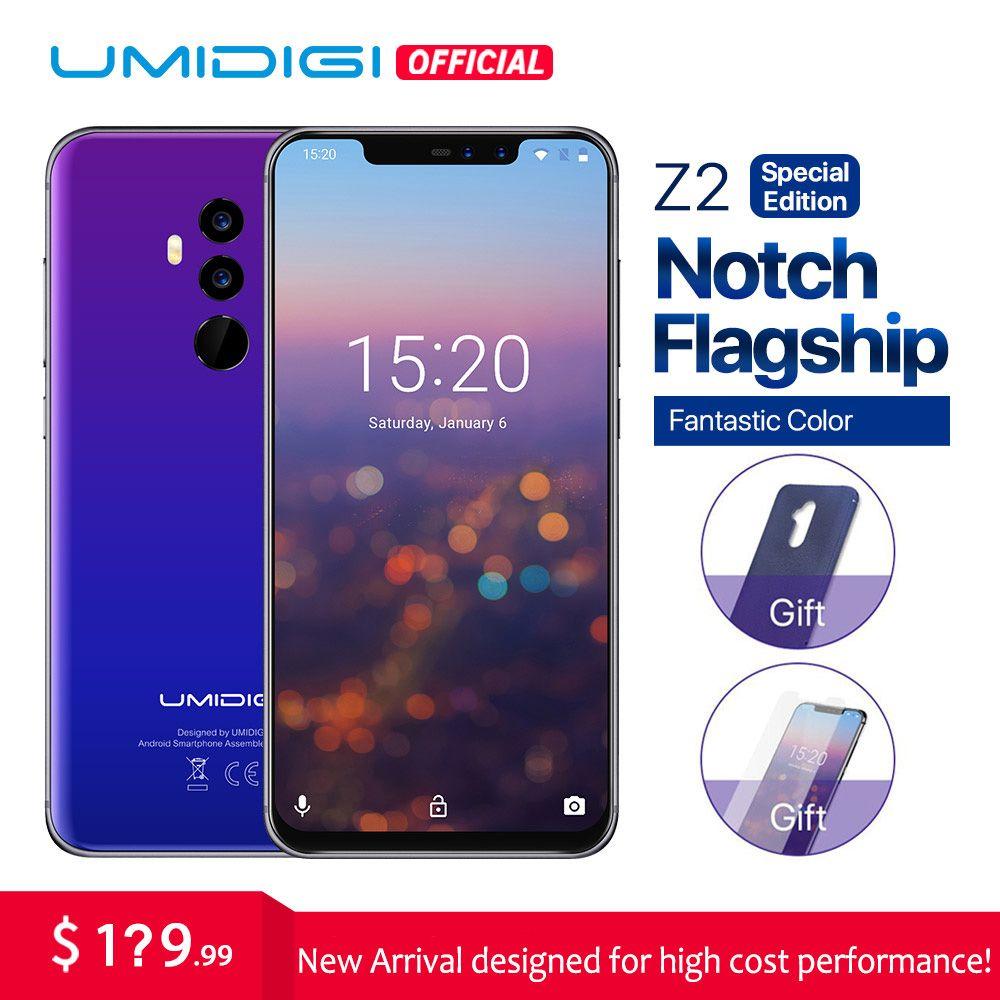 UMIDIGI Z2 Special Edition Global Bands 6.2