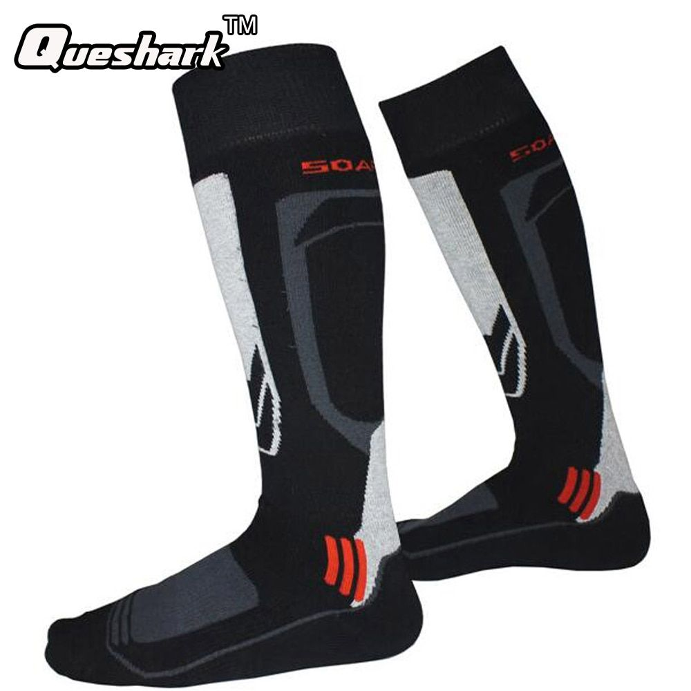 Men Women Cotton Warm Thermal Ski Socks Cycling Soccer Skiing Socks Thick Leg Warmers Sports Socks