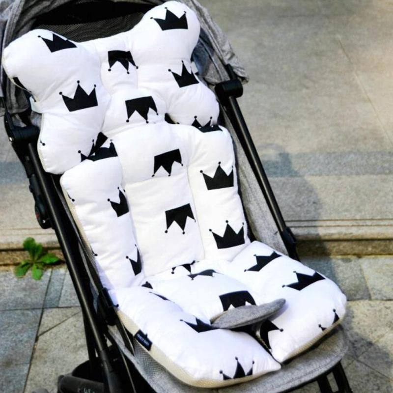 Baby stroller stroller accessorie stroller cushion cotton pad for baby prams car seat liner pad Pushchair Mattress Padding D4