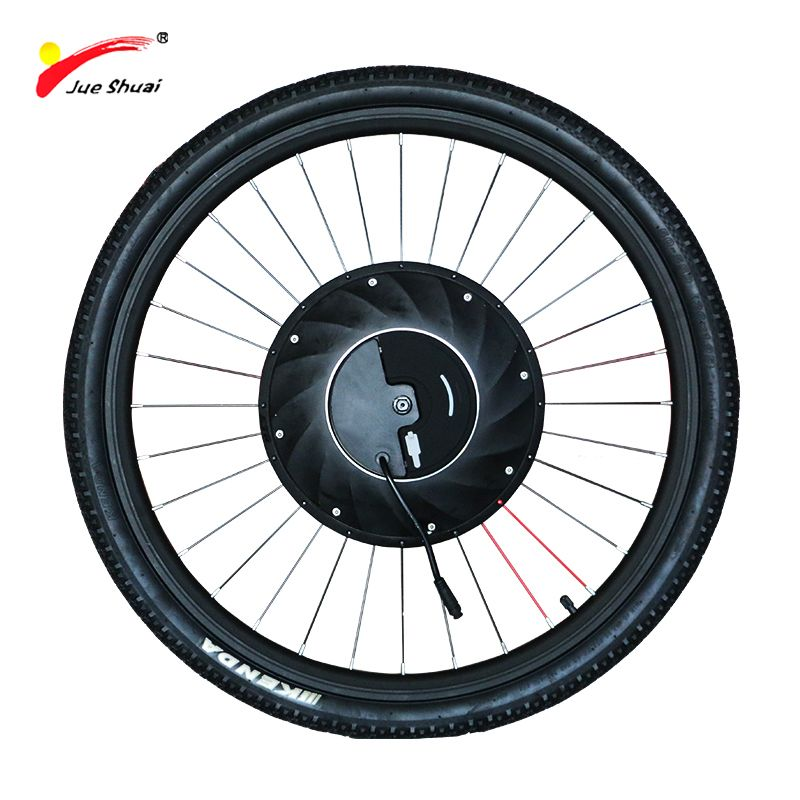 IMortor Elektrische Motor Rad Electric Bike Conversion Kit mit Batterie Alle in einem Ebike Motor Rad bicicleta electrica kit MTB