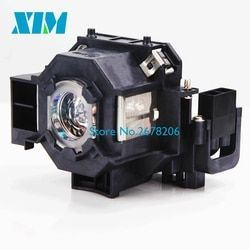 ELPLP41 Replacement Projector Lamp with housing for Epson S5/S6/77C/8,EMP-S5,EMP-X5,H283A,HC700,H284B,EMP-X52,EMP-S52,EH-TW420