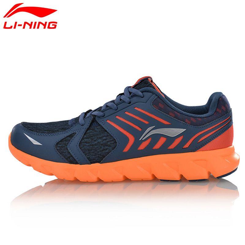 Li Ning Original Männer Arc Element Laufschuhe Licht Gewicht Futter Sportschuhe Tragbare Kissen Turnschuhe ARHM023