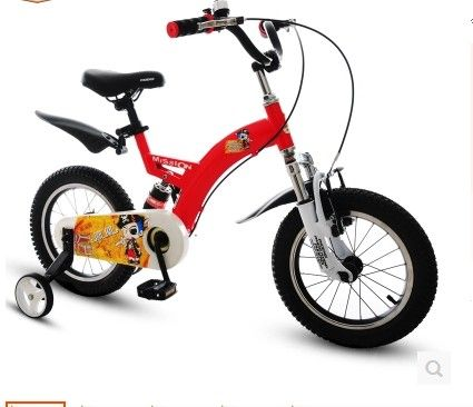kids bicycles / 2-8 year old / 12/14/16/18-inch Kids bike aluminum alloy freestyle bike boy buggiest car ride children bicycl