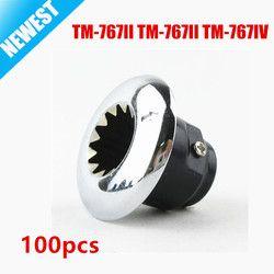 100 piezas nuevo mezclador comercial socket repuestos TM-767II y TM-767IV drive socket driver gear seta acoplamiento montaje completo