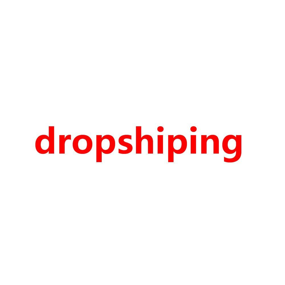 For Dropshiping