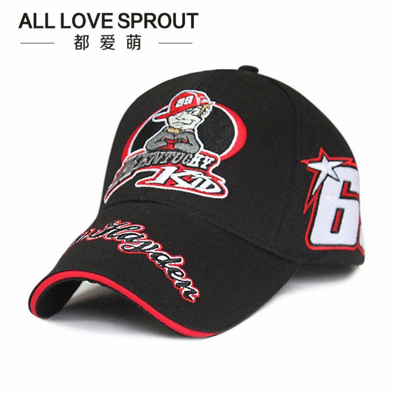 2017 nouvelle casquette de Sport voiture MOTO course chapeau MOTO GP Nick Heidfeld 69 casquette de Baseball chapeaux